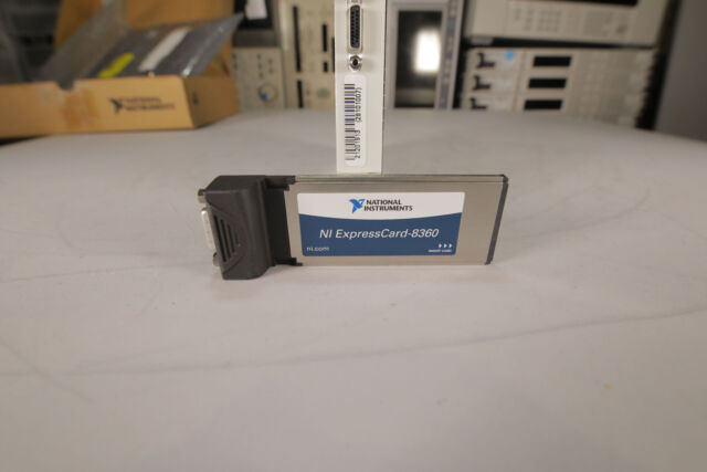 National Instruments - PXIE-8360 PXIE Express Card