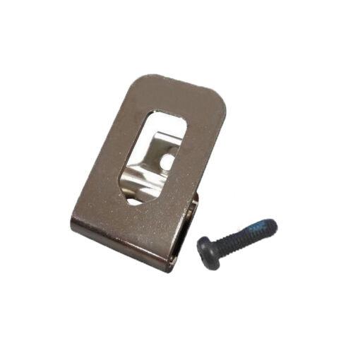 2 Driver Belt Hook2 for Dewalt 18v battery drill DCD985 DCF615 DCD785 DCF885 OZ