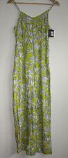 Atmosphere Fashion Designer Lady Playsuit Jumpsuit Floral Lemon Spagheti Strap10