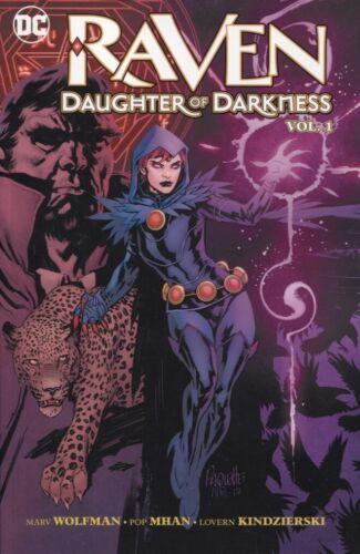 RAVEN DAUGHTER OF DARKNESS TPB VOL 1 REPS #1-6 NEW//UNREAD
