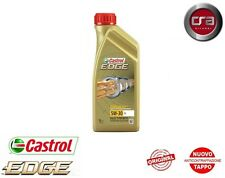 OLIO MOTORE CASTROL EDGE FST 5W-30 1 litro (1 lt.) AUDI BMW MERCEDES SMART VW