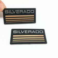 2fit Chev Silverado Emblem 88 98 Side Bodycab Pickup Truck Badge Sign Symbol
