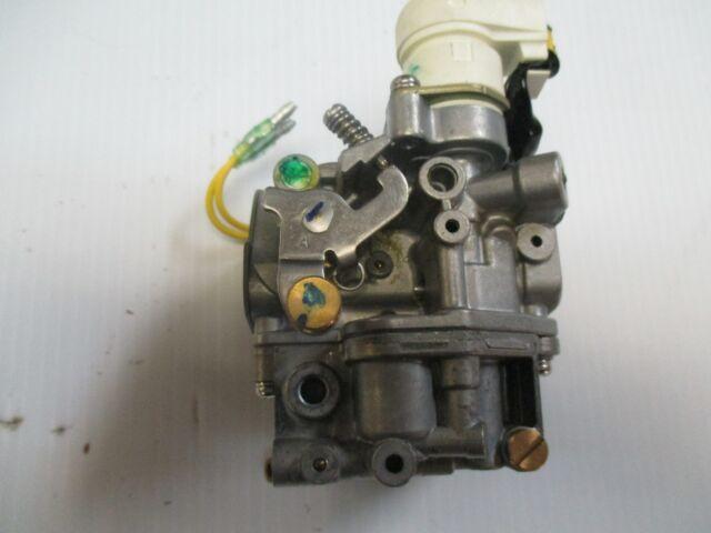 4 stroke NISSAN OUTBOARD MOTOR  9.9 HP CARBURETOR BCM 3H8F REO7 TAKE OFFS 2002-