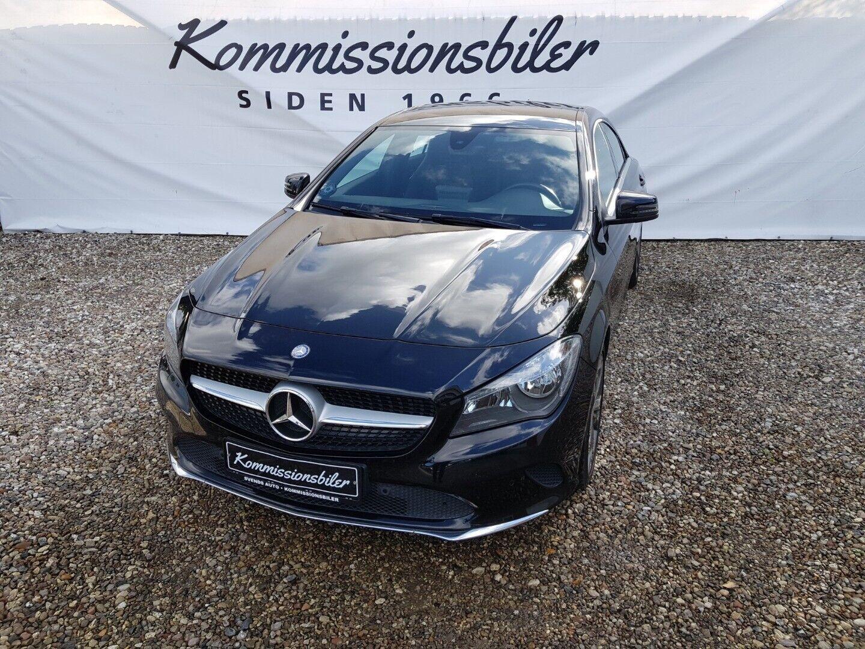 Mercedes CLA200 d 2,2  4d - 279.900 kr.