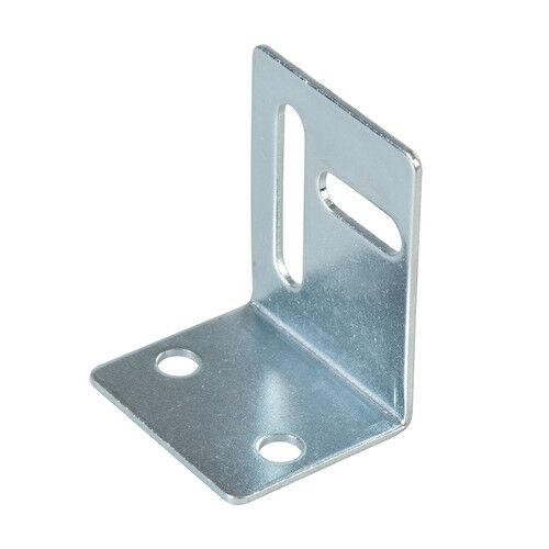 Fixman Corner Stretcher Plates 38mm x 30mm x 25mm Zinc Plated Steel 997316