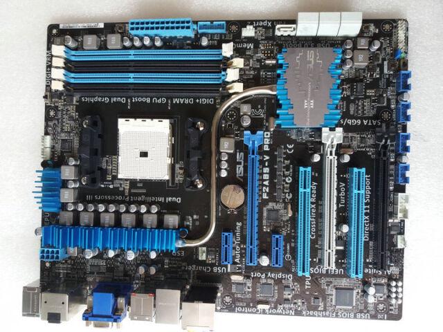 ASUS F2A85-V AMD Graphics Windows Vista 64-BIT