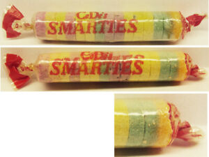 Vintage Smarties Candy Roll Sealed Original