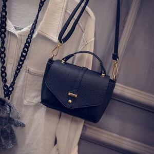 New-Women-Handbag-Shoulder-Bag-Leather-Messenger-Hobo-Bag-Satchel-Purse-Tote