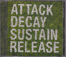 Simian Mobile Disco - Attack Decay Sustain Release - CD (WEBB144CD 2007)
