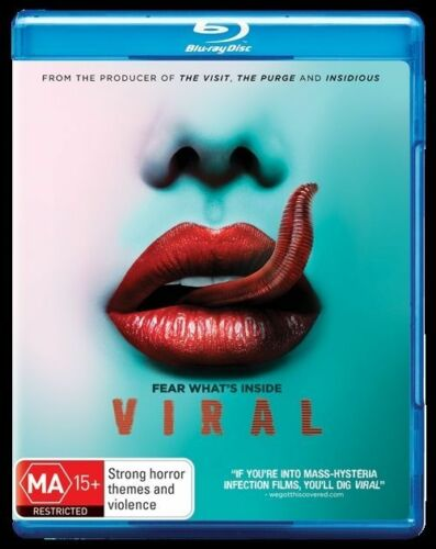 1 of 1 - Viral DVD  (Blu-ray) NEW