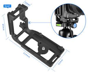 QR-Quick-Release-Bracket-Vertical-L-Plate-for-Canon-EOS-5D3-5D4-Mark-III-3-Arca