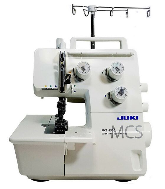 Juki Mcs40 Cover Stitch And Chain Machine EBay Magnificent Juki Sewing Machine Dealers
