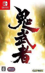 Switch-Onimusha-Warlords-Chinese-English-Japanese-Version