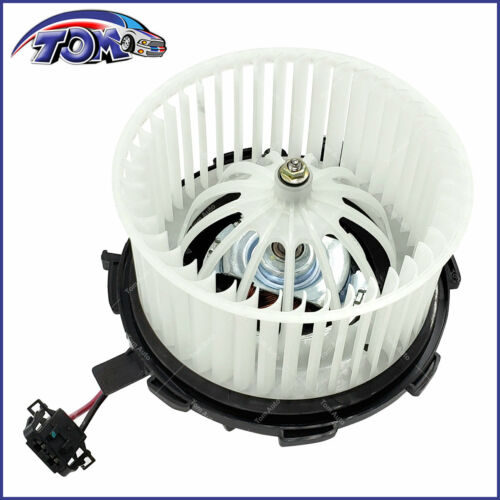 New HVAC Blower Heater Motor Assembly w// Wheel For Audi A4 A5 Q5 S4 S5