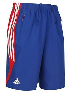 New Mens adidas French Woven Shorts P07410 Training Performance UK ... b87d81ac9c8