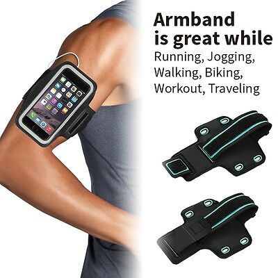 Sports Running Jogging Gym Armband Arm Band Case Cover for Mobile Phones