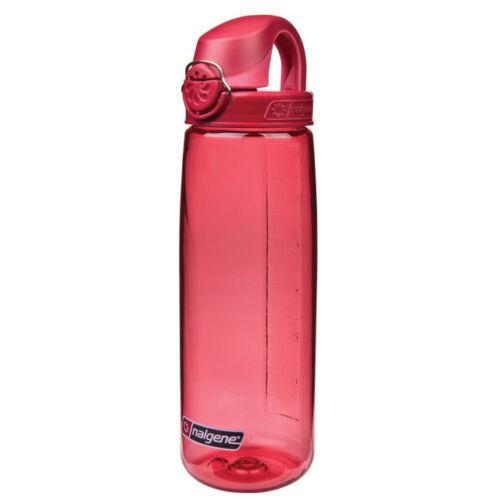 NALGENE OTF Trinkflasche 0,65 L BPA frei Wasser Sport Flasche NEU