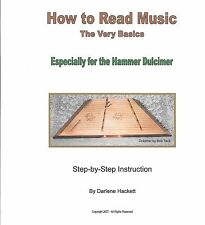 Understanding and Reading Music for the Hammer Dulcimer