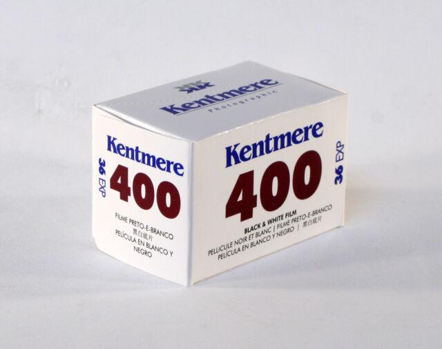 Kentmere 400asa 135-36exp
