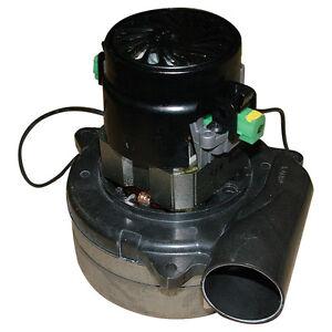 "5.7"" 2-Stage Extractor Replacement Vacuum Motor [Replaces Ametek 116392-01]"