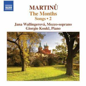Jana-Wallingerova-Martinu-The-Months-Complete-Songs-Volume-2-CD