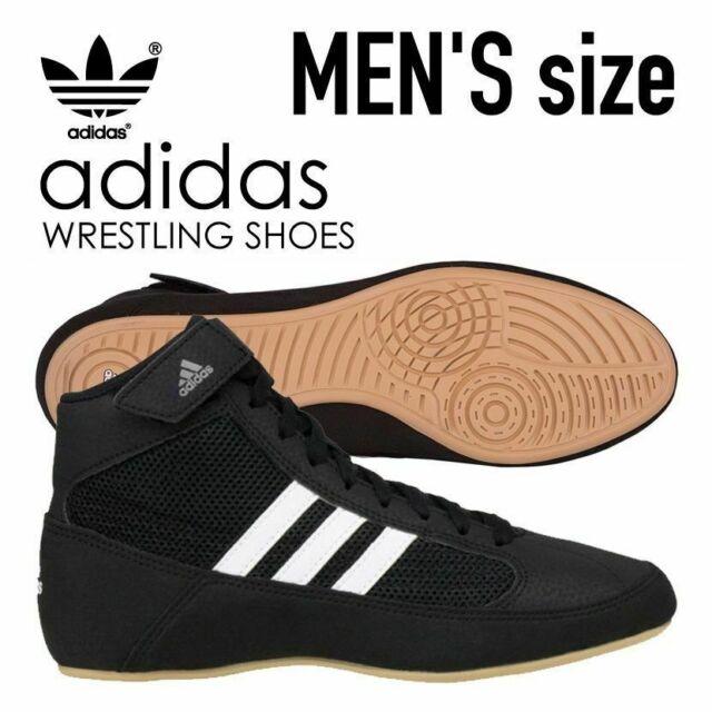 Tina Derecho ironía  adidas Wrestling Shoes (boots) HAVOC Ringerschuhe Chaussures de Lutte AQ3325  for sale online