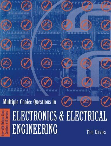 Multiple Choice Questions in Electronics and Elect... by Davies, T. J. Paperback