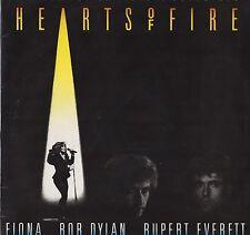 "HEARTS OF FIRE Soundtrack OST V/A Vinyl Filmmusik LP12"" 1987 CBS Fiona BOB DYLAN"