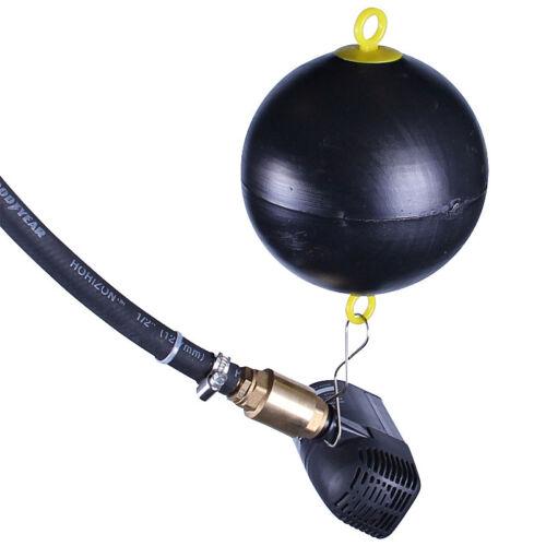 Ladepumpe für den RAINMASTER Eco