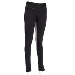 Ladies-Womens-Horse-Riding-Jodhpurs-Plain-Cotton-Breeches-Riding-Trousers-Pants