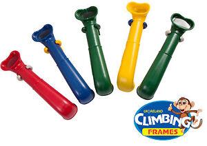 climbing frame playhouse treehouse periscope Plastic Kid/'s Play TELESCOPE