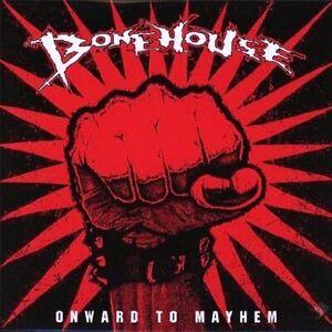 BONEHOUSE - Onward To Mayhem CD