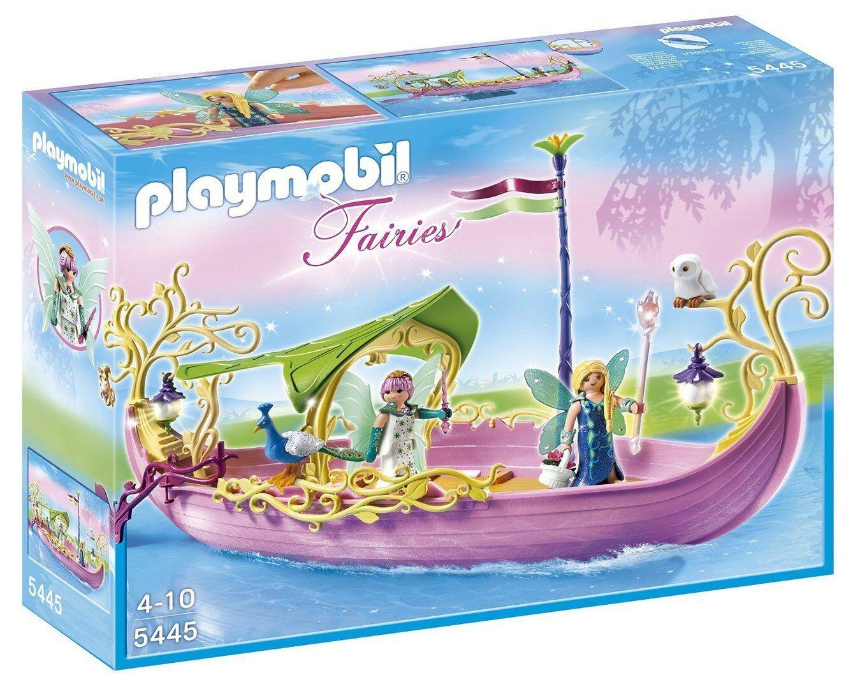 Playmobil 5445 - Barco de la Reina de las Hadas - NUEVO