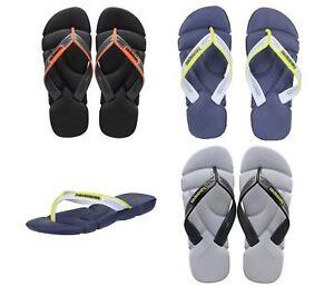 daa5acf902ea Image is loading Havaianas-Men-Brazilian-Flip-Flops-Power-Sandals-All-