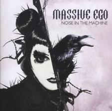 Massive Ego: Noise In The Machine - CD (Ashbury Heights)
