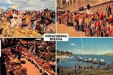 BG9425  la paz bolivia mercado de lozas copacabana
