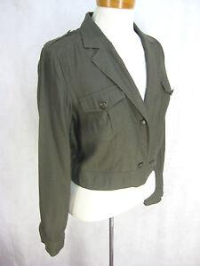 verde By Taglia Giacca Bettina T 10 taglia Liano casual nUaw0nRqv