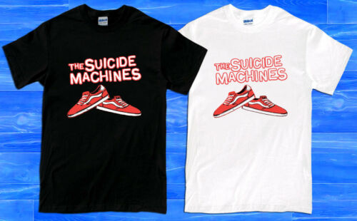 NEW THE SUICIDE MACHINES ska punk rock band Men/'s T-Shirt Size S to 2XL
