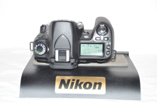 1 of 1 - Excellent Modified Nikon D80 10MP Digital SLR Body - Low-Med Use, with Warranty