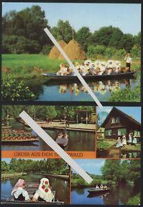 alte-AK-Spreewald-Kahn-Tracht-DDR-Ostalgie-1981-1989-3