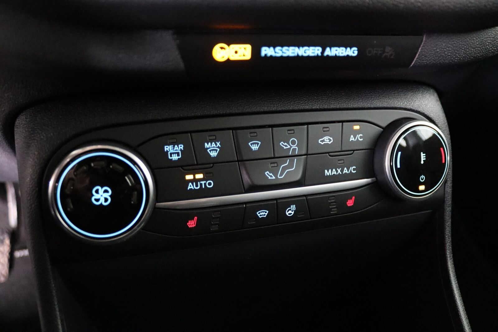 Ford Fiesta 1,0 EcoBoost mHEV Titanium - billede 11