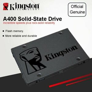 Kingston 120GB 240GB 480GB A400 Internal Solid State Drive 2.5''...