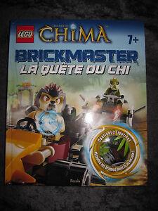 STAR WARS LEGO LEGENDE CHIMA BRICKMASTER LA QUETE DU CHI NEUF 2 FIGURINES EXCLU
