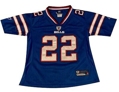 Reebok NFL Jackson Jersey #22 Buffalo Bills Size Men's Small   eBay