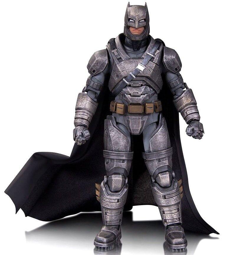 Batman v Superman  Dawn of Justice DC Films Premium Armored Batman Action Figure