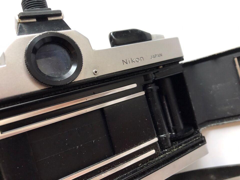 Andet, Nikon Nikkormat, God