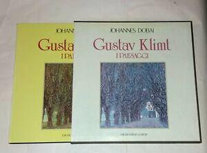 Gustav Klimt. I paesaggi - J. Dobai - Luigi Reverdito, 1983