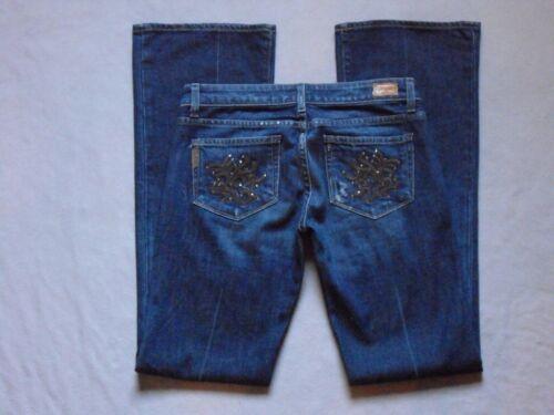 taille femme Premium Paige Denim Boot brodé Fit pour 28 Boot Jeans Fit Canyon Laurel Pq7r5wCPW