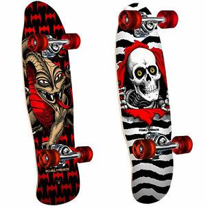 Powell-Peralta-Mini-Cruiser-Skateboards-Complete-Cruiser-Incl-Axles-Rolls-New