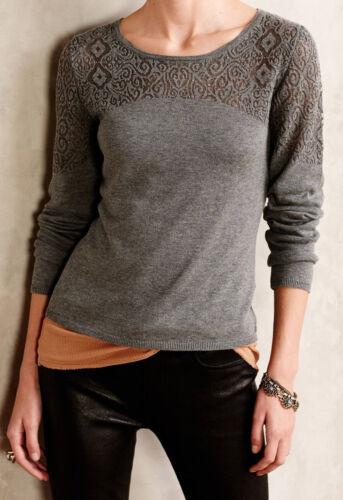 Pull et Nettie Tag Anthropologie différentes Nw tricoté noué en couleurs ZqHnZrB